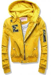 Žlutá bunda W08