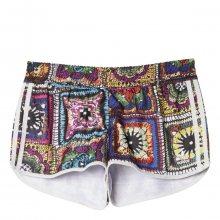 adidas Crochita Short fialová 38