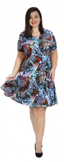 NELA - šaty 75 - 80 cm
