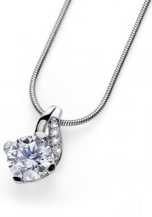 Oliver Weber Stříbrný náhrdelník Succes 61139R