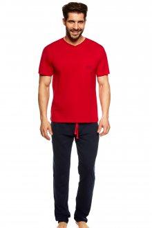 Pánské pyžamo 36829 Upon red