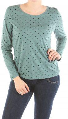 Dámské tričko s puntíky Tom Tailor