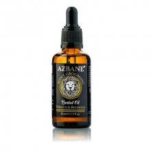 Azbane Pečující olej na vousy tabák a pačuli (Beard Oil Tobacco and Patchouli) 50 ml