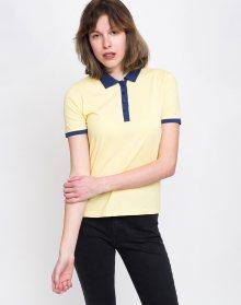 Thinking MU Contrast Irina Polo Yellow L
