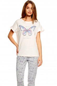 Dámské pyžamo 36813 Twinkle Lon pink