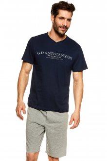 Pánské pyžamo 36831 Urso blue