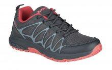 LOAP Dámské outdoorové boty Birken W Asphalt/Pink HSL19176-T73J 37