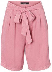 Vero Moda Dámské kraťasy Mia HR Loose Summer Long Shorts Foxglove XS