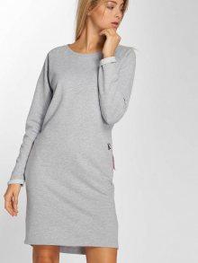 Šaty šedá L