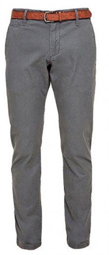 s.Oliver Pánské kalhoty 13.807.73.3925.9490 Smoke Grey v délce 34\