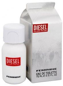 Diesel Plus Plus Feminine - EDT - SLEVA - pomačkaná krabička 75 ml