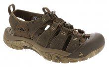 KEEN Pánské sandále Newport Hydro 1020287 Canteen/Swirl Outsole 42