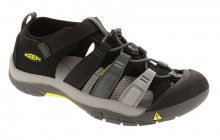 KEEN Dětské sandále Newport H2 Black/Magnet 35