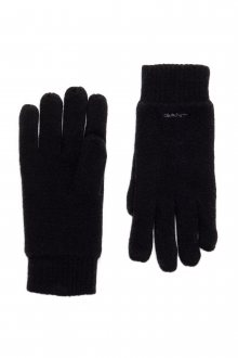 Rukavice GANT COTTON/WOOL GLOVES