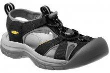 KEEN Dámské sandále Venice H2 W Black/Neutral gray 37