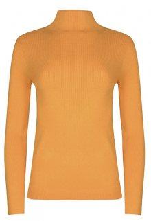 Vero Moda Dámský svetr Blaze Ls Funnelneck Blouse Autumn Blaze XL