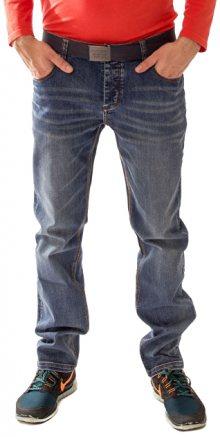 Heavy Tools SLEVA - Pánské kalhoty Fester S17-403 Indigo