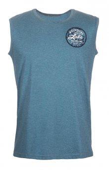 Pánské tričko bez rukávu Alpine Pro