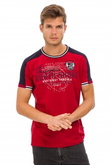 Galvanni Pánské tričko GLVSM11150111_Chili Pepper Multi\n\n