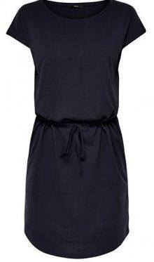 ONLY Dámské šaty May S/S Dress Noos Night Sky M
