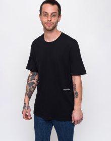 Calvin Klein Crew Neck 2PK Black L
