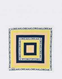 Loreak Foulards Mini Annyeonghaseyo Multicolored