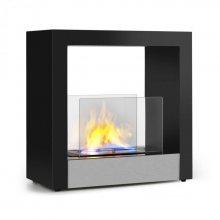 Klarstein Phantasma Cube, ethanolový krb, bez kouře, hořák z ušlechtilé oceli, 4 hod. hoření