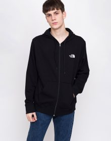 The North Face Open Gate Light Zip Hoodie Tnf Black L