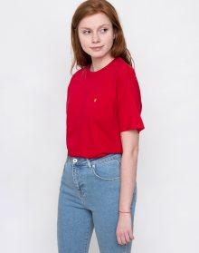 Carhartt WIP Chase T-Shirt Cardinal/Gold L