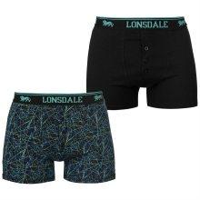 Pánské stylové boxerky Lonsdale