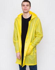 Rains Hooded Coat Foggy Yellow L/XL