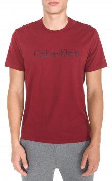 Triko na spaní Calvin Klein | Červená | Pánské | L