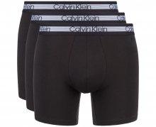 Boxerky 3 ks Calvin Klein | Černá | Pánské | S