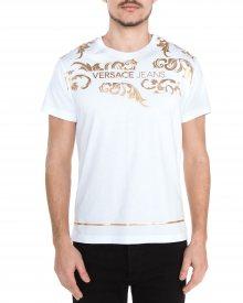 Triko Versace Jeans | Bílá | Pánské | M