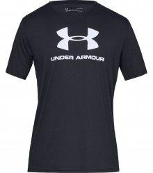 Sportstyle Triko Under Armour | Černá | Pánské | S