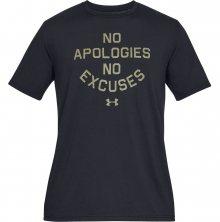 No Apologies Triko Under Armour | Černá | Pánské | M