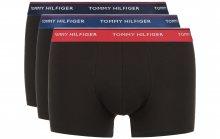 Boxerky 3 ks Tommy Hilfiger | Černá | Pánské | S