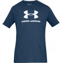 Sportstyle Triko Under Armour | Modrá | Pánské | S