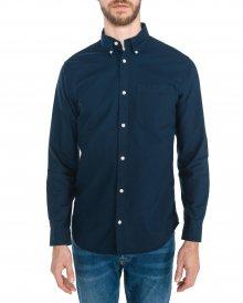 Oxford Košile Jack & Jones | Modrá | Pánské | L