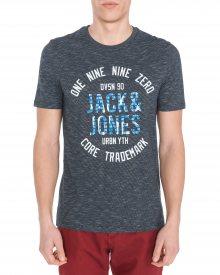 Newmark Triko Jack & Jones   Modrá   Pánské   S