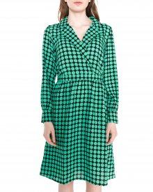 Sarah Šaty Vero Moda | Zelená | Dámské | XS