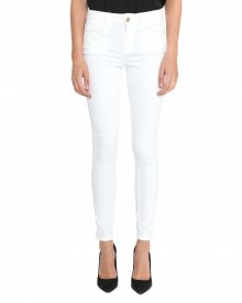 Kalhoty Guess   Bílá   Dámské   25