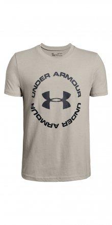 Sport Triko dětské Under Armour | Bílá | Chlapecké | M