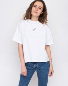 Lazy Oaf I Prefer Cats T-shirt White M