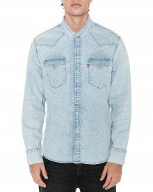 Barstow Western Košile Levi\'s | Modrá | Pánské | L