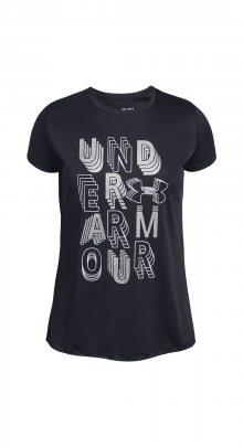 Triko dětské Under Armour | Černá | Dívčí | S