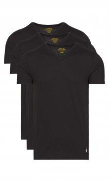 Spodní triko 3 ks Polo Ralph Lauren | Černá | Pánské | XXL
