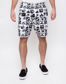 Obey Easy Chaos Short Zine White L