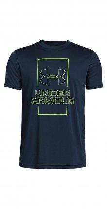 Triko dětské Under Armour | Modrá | Chlapecké | S