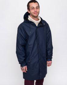 Rains Long Jacket Blue M/L